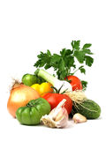 Vegetable group Stock Photography