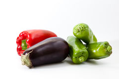 Vegetable group Royalty Free Stock Photo