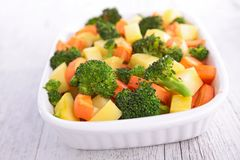 Vegetable, healthy meal Stock Photos