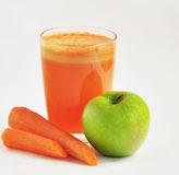 Vegetable juice. Stock Photo
