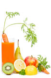 Vegetable juice Royalty Free Stock Photos