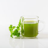 Vegetable juice. Royalty Free Stock Images