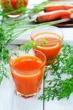Vegetable juice Royalty Free Stock Photo
