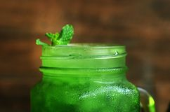 Vegetable juice Royalty Free Stock Image