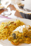 Vegetable Korma Royalty Free Stock Images