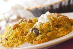 Vegetable Korma Royalty Free Stock Photos