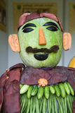 Vegetable Man Royalty Free Stock Photos