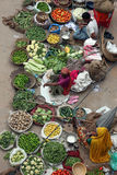 Vegetable Market, Pushkar, India. Vegetable Market photographed in Pushkar, Rajasthan, India Stock Photography