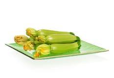 Vegetable marrow Royalty Free Stock Photos
