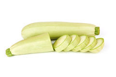 Vegetable marrow Royalty Free Stock Photo