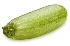 Vegetable marrow isolated on white background Stock Photos
