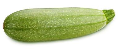 Vegetable marrow  on white background Royalty Free Stock Photos