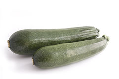 Vegetable marrows Stock Images