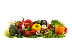 Vegetable Medley Royalty Free Stock Photos