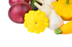 Vegetable mix Royalty Free Stock Photos