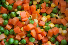 Vegetable mix Stock Image