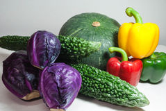 Vegetable mix Royalty Free Stock Image