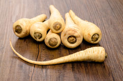 Vegetable parsnips Royalty Free Stock Photo