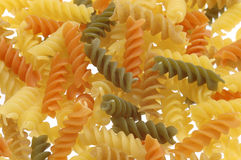 Vegetable Pasta Royalty Free Stock Photos
