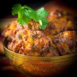Vegetable Pekoras Closeup Royalty Free Stock Images