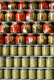 Vegetable preservation Royalty Free Stock Photo