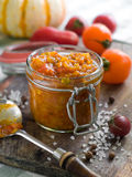 Vegetable preserve Royalty Free Stock Images