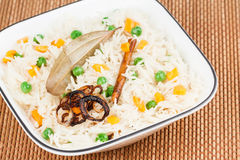 Vegetable Pulao Royalty Free Stock Image
