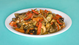 Vegetable ragout Stock Images
