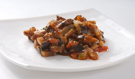 Vegetable ragout Royalty Free Stock Photos