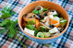 vegetable ragout royalty free stock photography