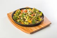 Vegetable Ragout Stock Photo