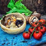 Vegetable ragu Royalty Free Stock Photo