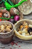Vegetable ragu Stock Photography