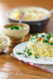 Vegetable Rice Casserole Royalty Free Stock Images