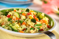 Free Vegetable Risotto Royalty Free Stock Photo - 22452765