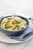 Vegetable risotto Royalty Free Stock Photography