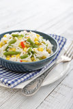 Vegetable risotto Stock Photos
