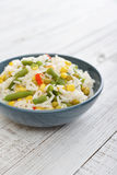 Vegetable risotto Royalty Free Stock Photo
