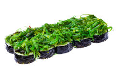 Vegetable roll Stock Images
