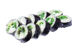 Vegetable roll Royalty Free Stock Image
