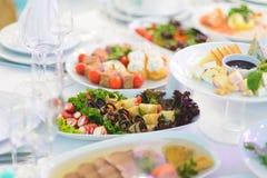 Vegetable Rolls Stock Photo