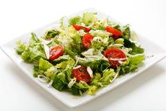 Vegetable sad Stock Photos