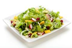 Vegetable sad Stock Photography