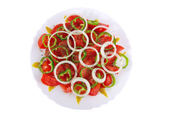 Vegetable salad Royalty Free Stock Image