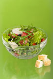 Vegetable salad Stock Images