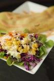 Vegetable salad Royalty Free Stock Image