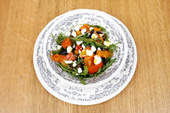 Vegetable salad dish Stock Photos