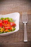 Vegetable salad. Royalty Free Stock Photos