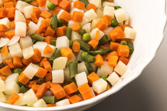 Vegetable salad Royalty Free Stock Photography