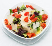 Vegetable salat Stock Photo